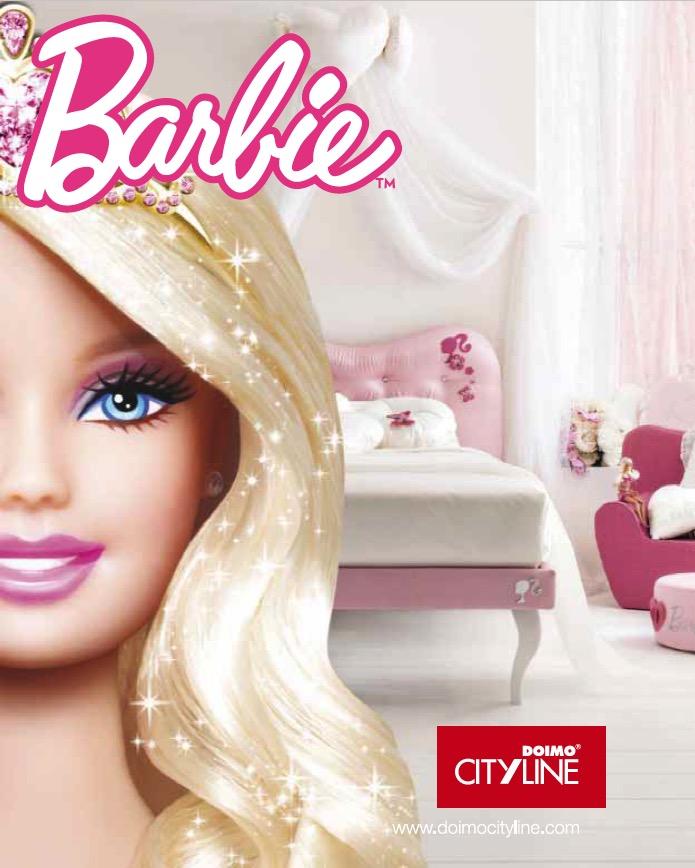 Doimo Cityline catalogo Barbie - categoria: Camerette