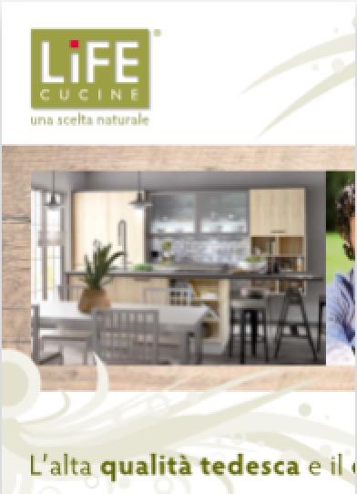 Cataloghi di mobili e arredamento collezioni 2017 - Life cucine opinioni ...