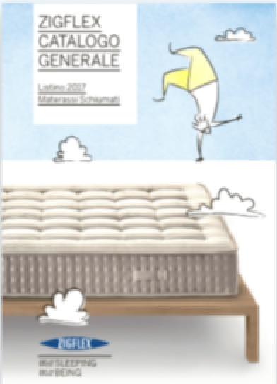 Zigflex catalogo materassi schiumati - categoria: Materassi