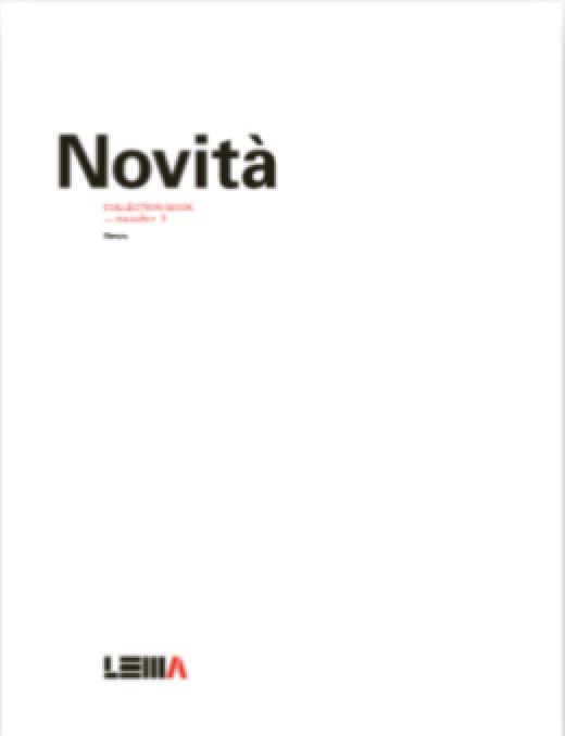 Lema Novità 5 2017 - categoria: Letti