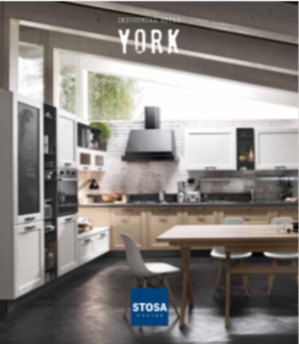 Stosa Cucine York