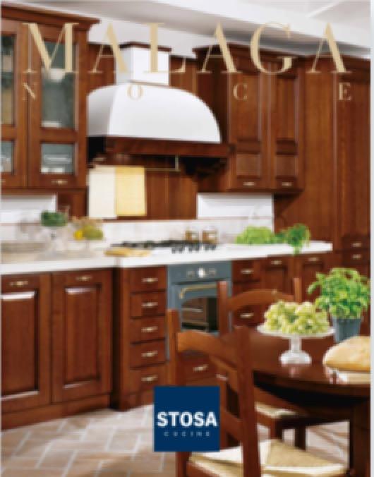 Stosa Cucine Malaga Noce - categoria: Cucine