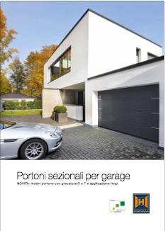 Hormann Portoni per Garage - categoria: Infissi
