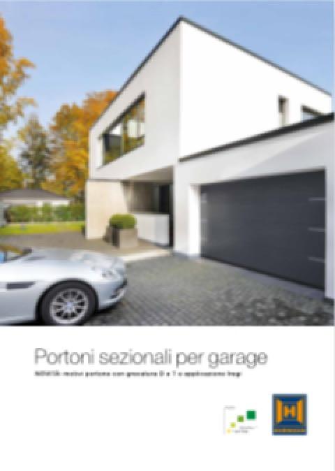Hormann Portone sezionale per garage - categoria: Infissi