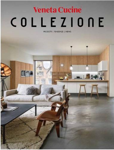 Cataloghi Veneta Cucine: scopri le nuove collezioni 2018