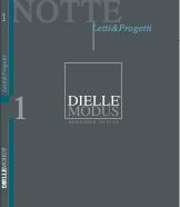 Dielle Modus Letti e Progetti vol 1 - categoria: Camere