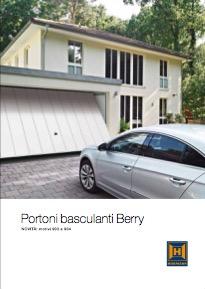 Hormann Berry Basculanti - categoria: Infissi