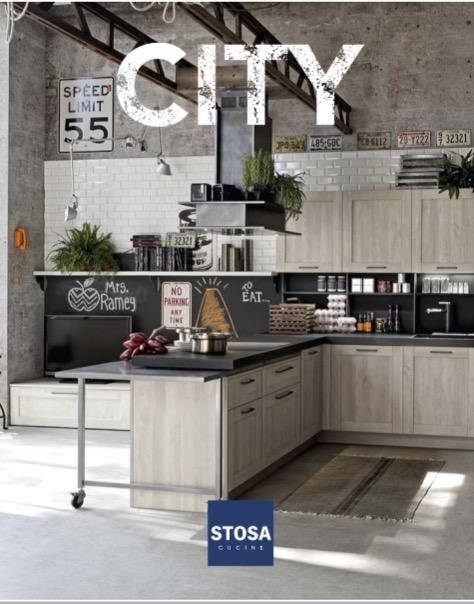 Stosa City - categoria: Cucine
