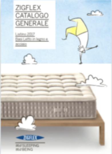 Zigflex catalogo Basi Letto - categoria: Materassi