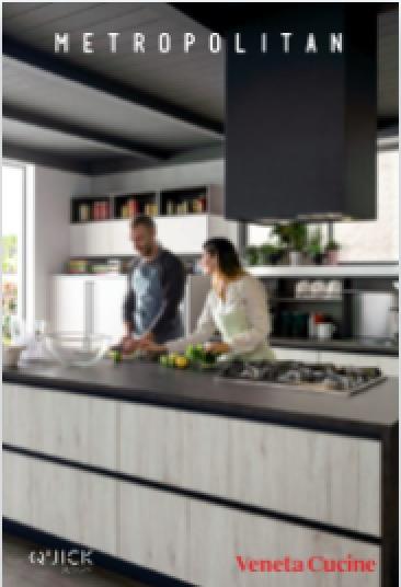 Veneta Cucine Metropolitan - categoria: Cucine